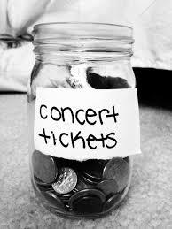 concerttickets