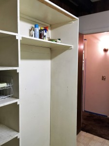 After Pantry Without Doors